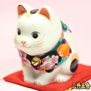 開業祝いのプレゼント:お辞儀招き猫