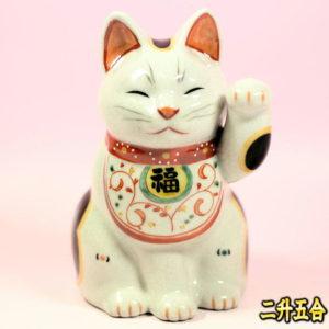 花以外の開店祝いの贈り物:唐草招き猫